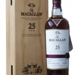 Macallan-25-year-old-sherry cask