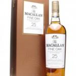 Macallan 25 yr. oak